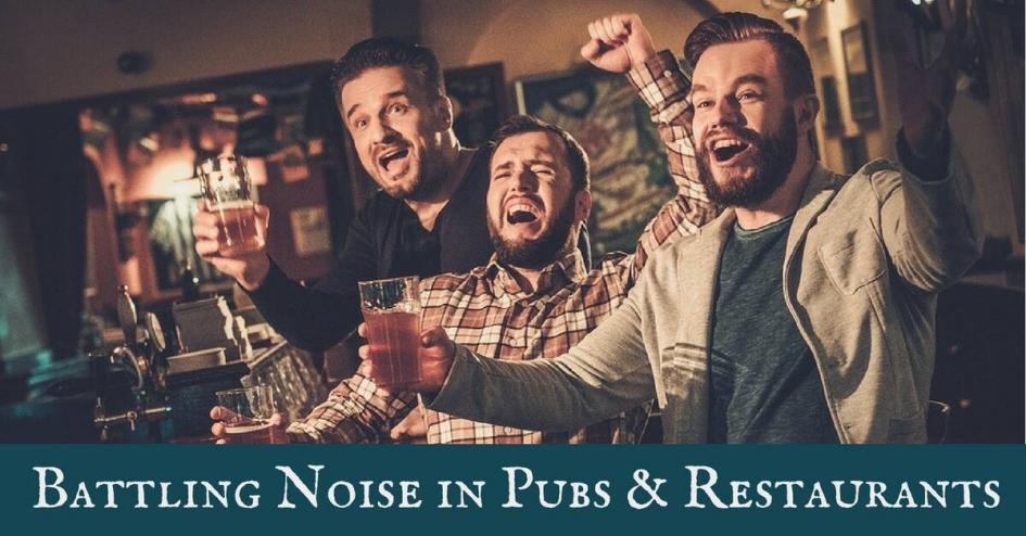 Battling Noise in Pubs and Restaurants