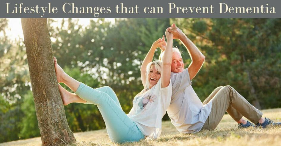 Lifestyle Changes that can Prevent Dementia