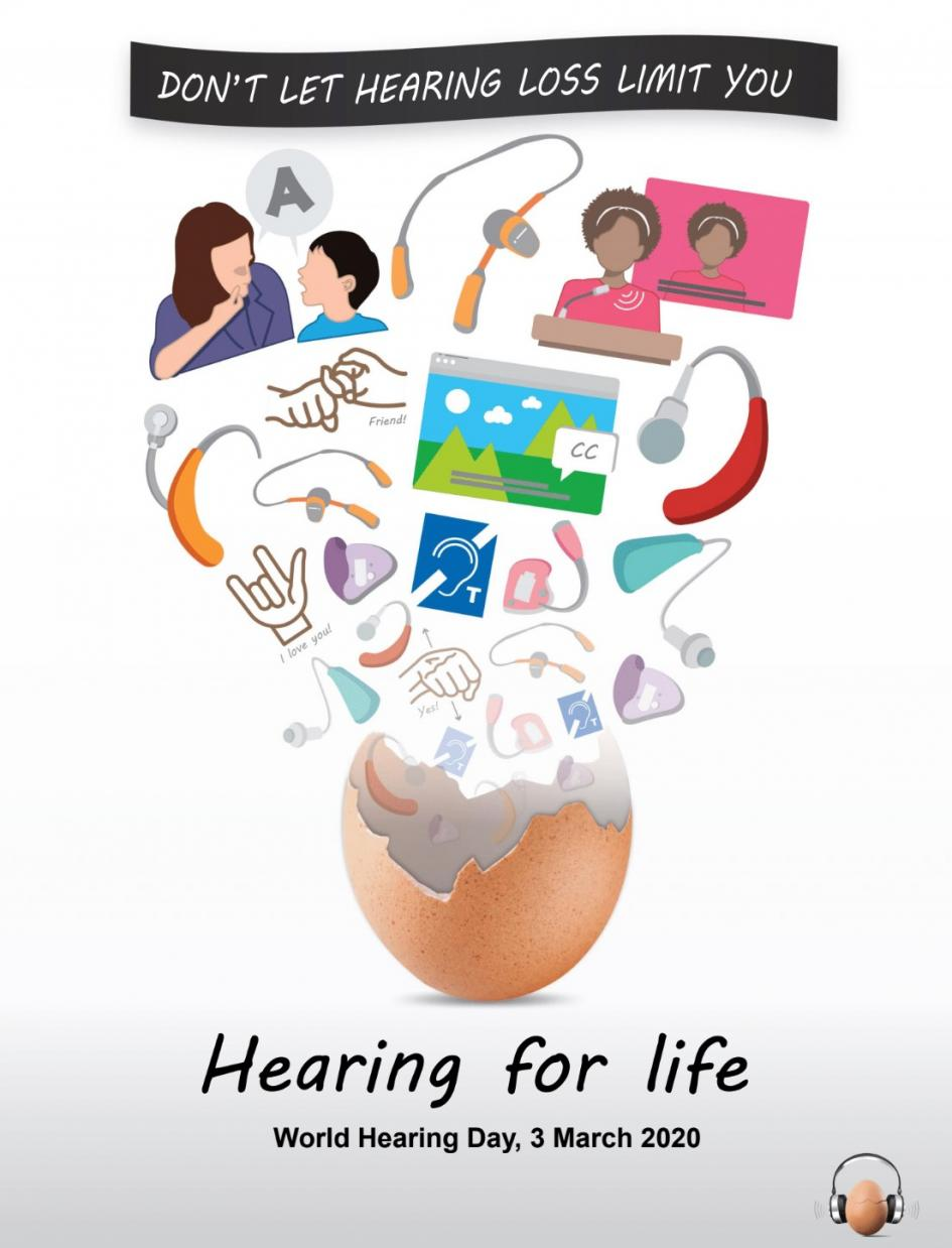 World Hearing Day – Hearing for Life