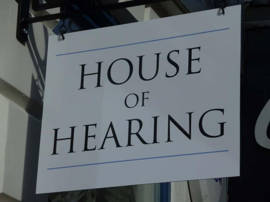 House of Hearing: The services and care we offer